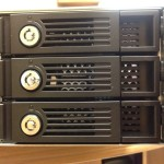 QNAP TS-1270U-RP Drive Cages