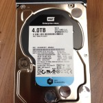 WD 4TB Enterprise Hard Drive