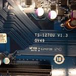 QNAP TS-1270U-RP Motherboard