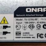 QNAP TS-1270U-RP Fan