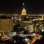 Downtown San Antonio Panoramic Photos