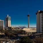 Royalty Free Photos of Downtown San Antonio, Texas