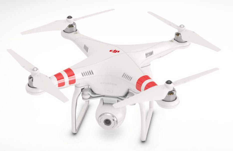 Phantom2 Vision Quadcopter