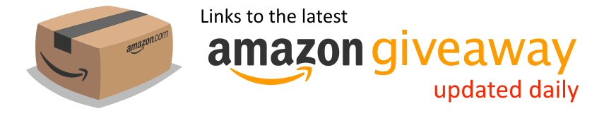 #AmazonGiveaway Links Updated Daily