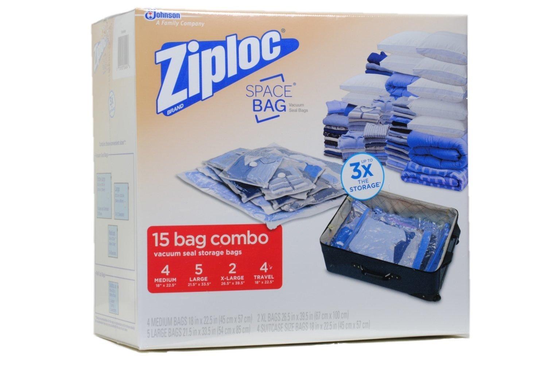 Best Ziplock Bags For Travel
