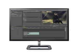 LG 31MU97-B 4K Monitor