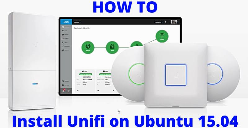 How to install Ubiquiti Unifi controller on ubuntu 15 04