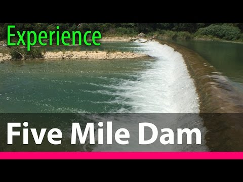 Five Mile Dam Park – Blanco River – San Marcos, Texas
