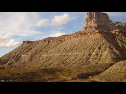 Guadalupe Mountains National Park – 4K Slideshow