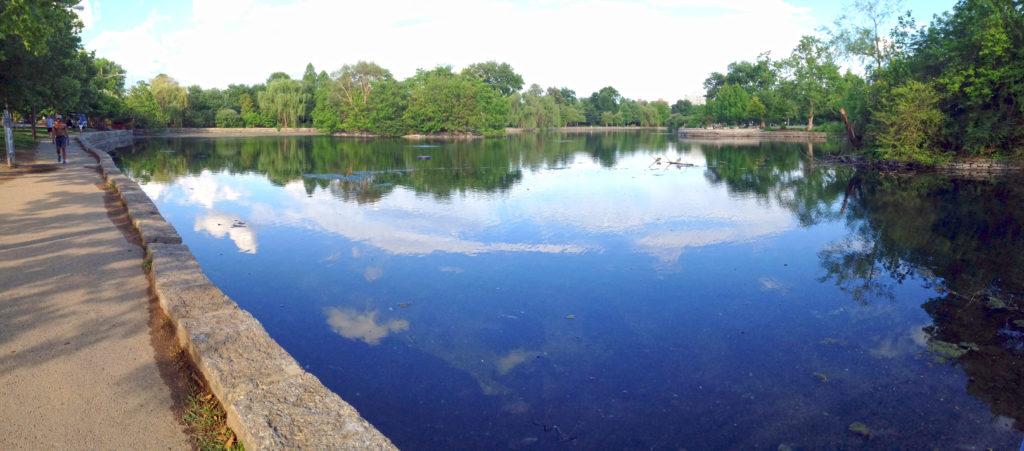Lake Watauga