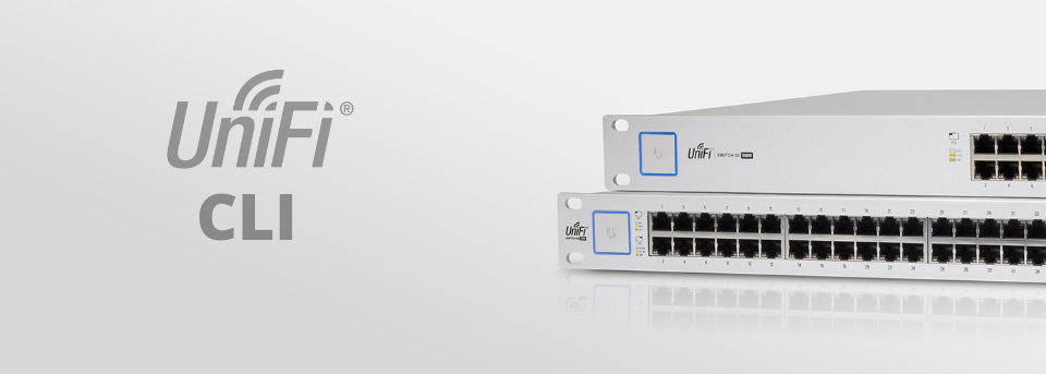 UniFi Switch: How to access the CLI & Config via SSH