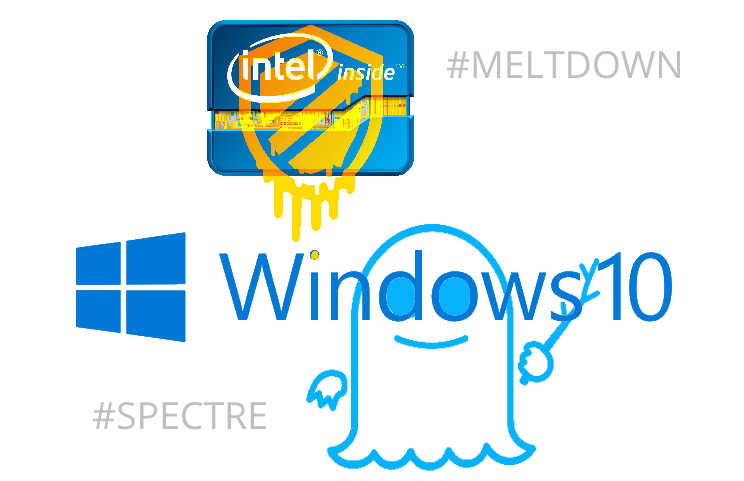 Uninstall KB4056892 on Windows 10 - Intel Meltdown, Spectre