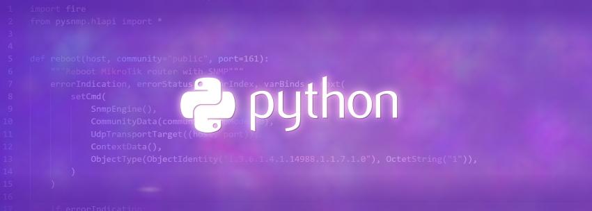 python news